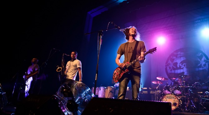 Photo Gallery : SOJA + Anabelle Kay at Enmore Theatre, Sydney – April 5, 2015