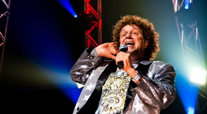 Interview with Leo Sayer