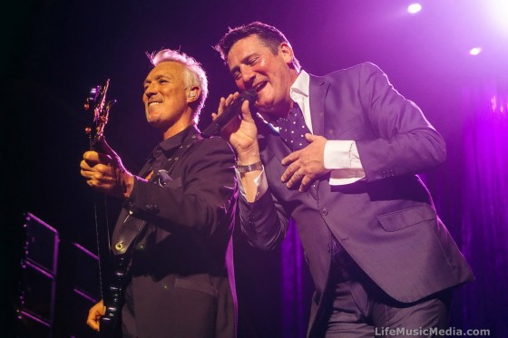 Spandau Ballet at Qantas Credit Union Arena, Sydney