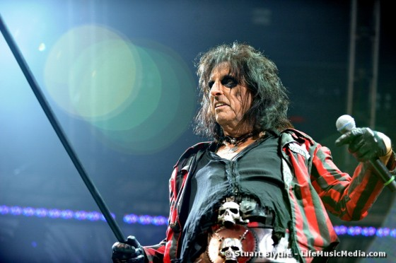 Alice Cooper at Brisbane Entertainment Centre - May 19, 2015