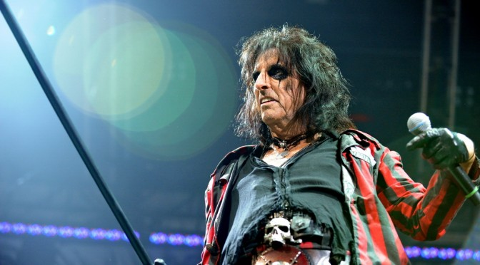 Photo Gallery : Alice Cooper at Brisbane Entertainment Centre – May 19, 2015
