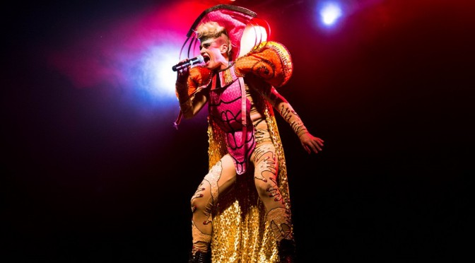 Photo Gallery : Peaches at Max Watt's, Brisbane – May 6 2015