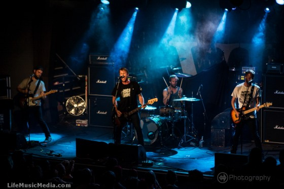 Luca Brasi at The Hi-Fi, Melbourne - April 30, 2015