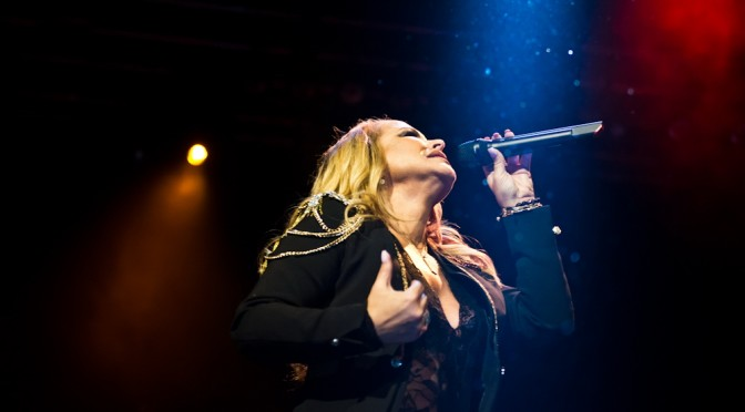 Photo Gallery : Anastacia at The Star Event Centre, Sydney – April 29, 2015