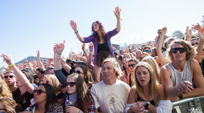 Photo Gallery : Groovin' The Moo 2015, Maitland – Socials