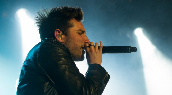 Photo Gallery : You Me At Six at The Hi-Fi, Melbourne – April 30, 2015