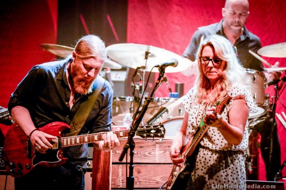 Tedeschi Trucks Band at Palms Casino Resort, Las Vegas - June 9,