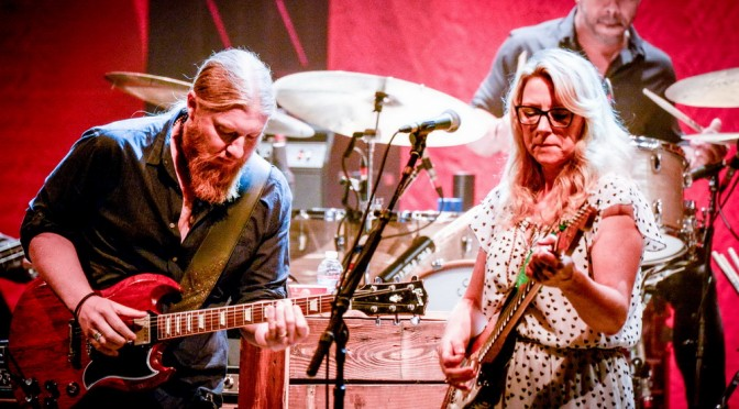 Live Review : Tedeschi Trucks Band at Palms Casino Resort, Las Vegas – June 9, 2015