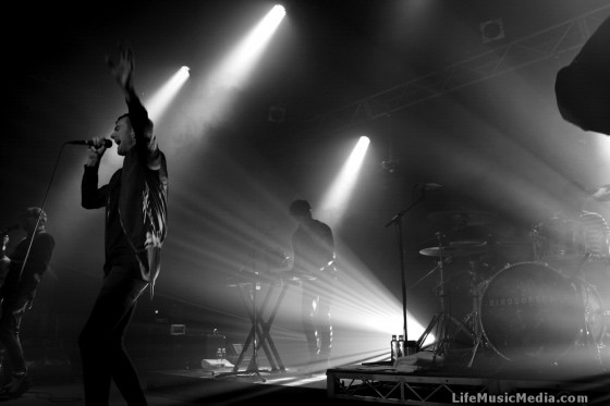 Birds of Tokyo at The Metro Theatre, Sydney - June 7, 2015