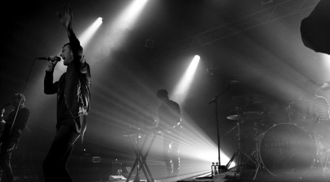 Photo Gallery : Birds of Tokyo + Ecca Vandal at The Metro Theatre, Sydney – June 7, 2015