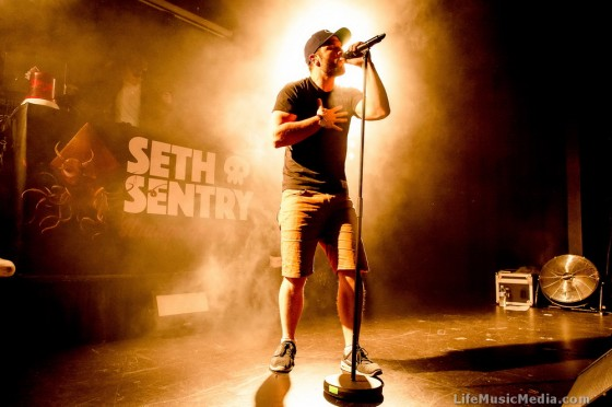 Seth Sentry at Newcastle Panthers - June 27, 2015