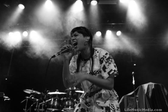 Ecca Vandal at The Metro Theatre, Sydney - June 7, 2015