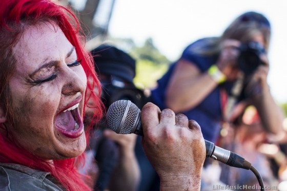 Dallas Frasca at Big Pineapple Music Festival - May 30, 2015