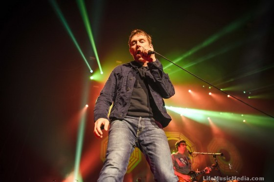 Blur at Qantas Credit Union Arena, Sydney - July 25, 2015