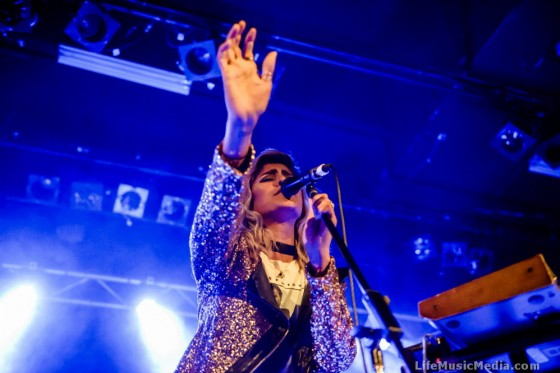 Tigertown at The Metro Theatre, Sydney - July 25, 2015