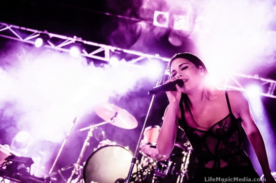 George Maple at The Metro Theatre, Sydney - July 25, 2015