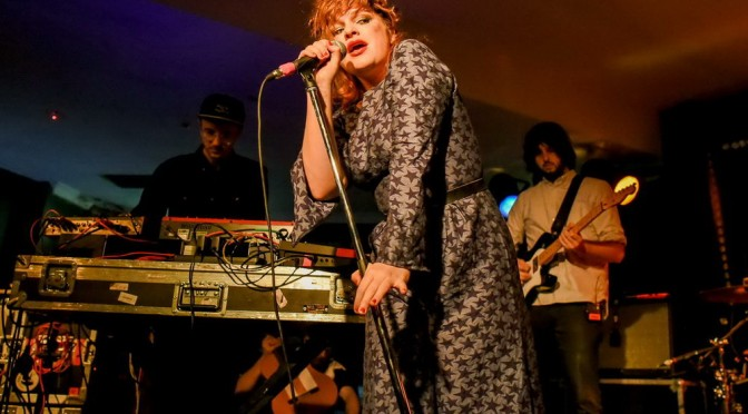 Photo Gallery : Alpine at The Cambridge Hotel, Newcastle – July 9, 2015