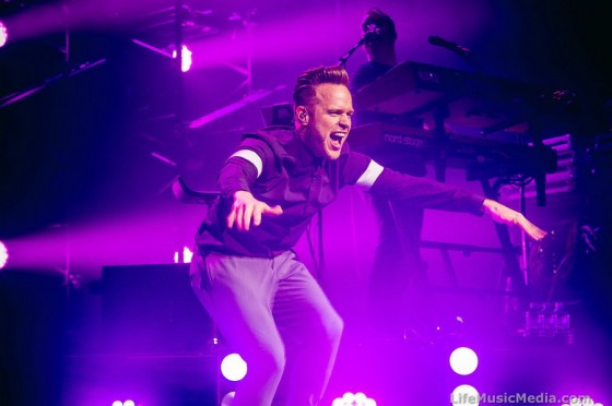 Olly Murs at Enmore Theatre, Sydney - August 11, 2015