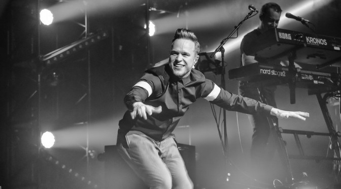 Photo Gallery : Olly Murs at Enmore Theatre, Sydney – August 11, 2015