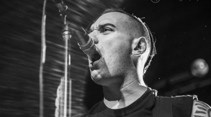 Anti-Flag at 170 Russell, Melbourne - September 29, 2015
