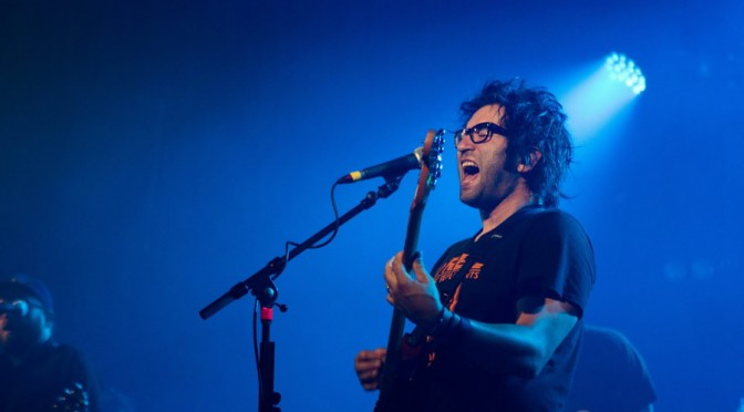 Motion City Soundtrack at 170 Russell, Melbourne
