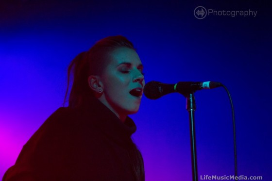 PVRIS at 170 Russell, Melbourne - September 20, 2015
