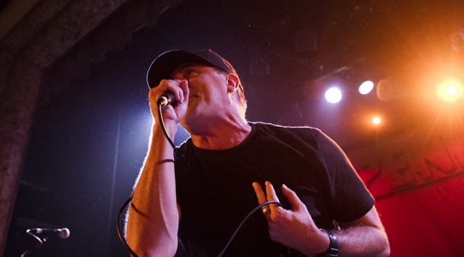 Pennywise at The Tivoli, Brisbane - September 23, 2015