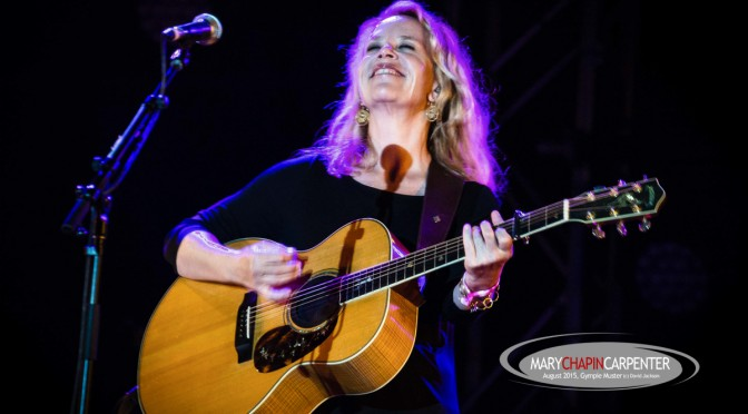 Mary Chapin Carpenter at Gympie Muster