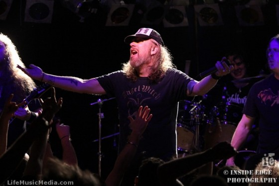 At The Gates at Amplifier, Perth - October 28, 2015