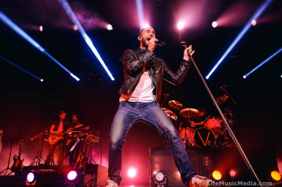 Maroon 5 at Allphones Arena, Sydney - September 29, 2015