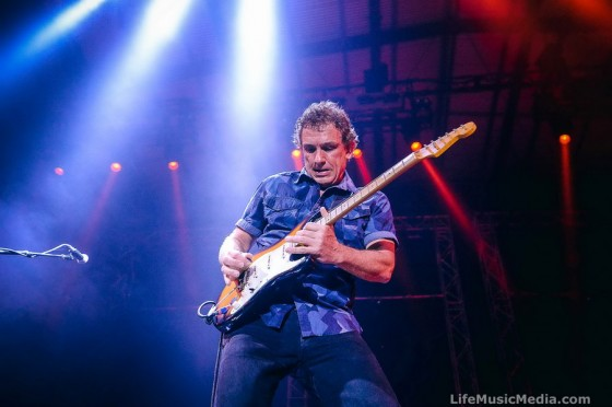 Cold Chisel at the Deni Ute Muster - October 2, 2015