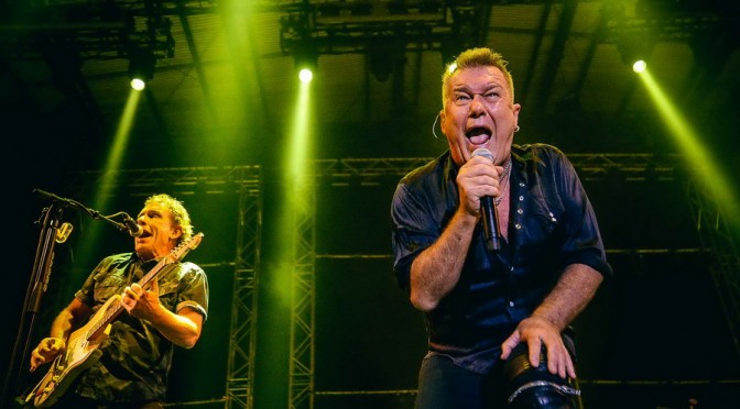 Photo Gallery : Cold Chisel at Deni Ute Muster – October 2, 2015