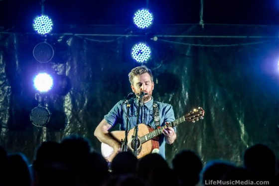 Josh Pyke - Elsewhere Lock-up at The Maitland Gaol - October 10, 2015