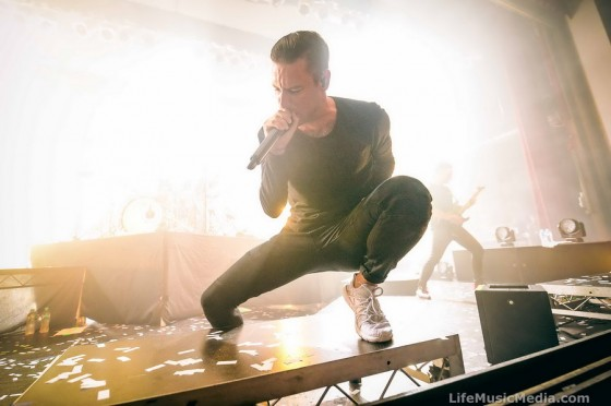 Parkway Drive at Newcastle Wests - October 11, 2015