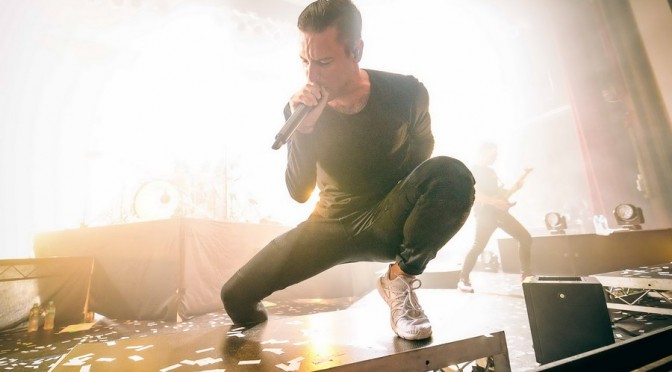 Photo Gallery : Parkway Drive at Newcastle Wests – October 11, 2015