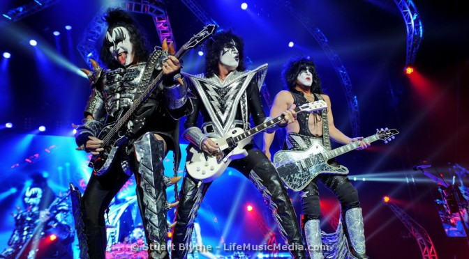Photo Gallery : KISS at Brisbane Entertainment Centre – October 13, 2015