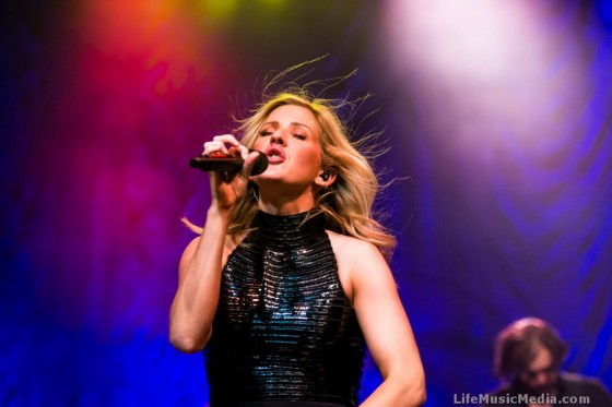 Ellie Goulding at Enmore Theatre, Sydney - October 4, 2015
