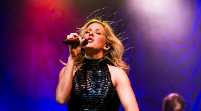 Photo Gallery : Ellie Goulding at Enmore Theatre, Sydney – October 4, 2015