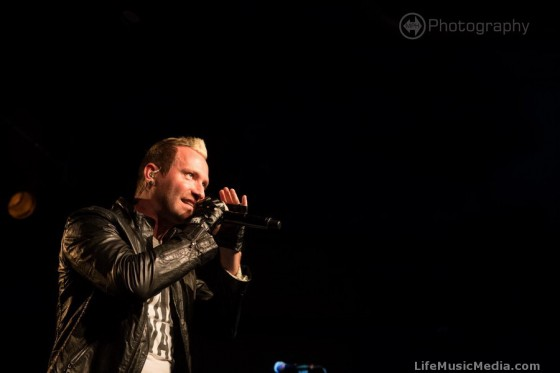 Thousand Foot Krutch at Max Watt's, Melbourne