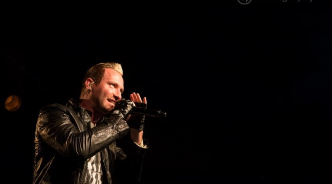 Photo Gallery : Thousand Foot Krutch at Max Watt's, Melbourne – October 23, 2015
