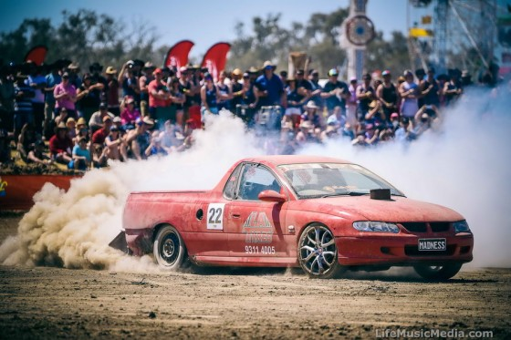 The Deni Ute Muster - October 2, 2015