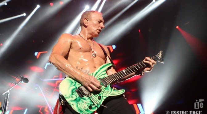 Photo Gallery : Def Leppard at Rod Laver Arena, Melbourne – November 18, 2015