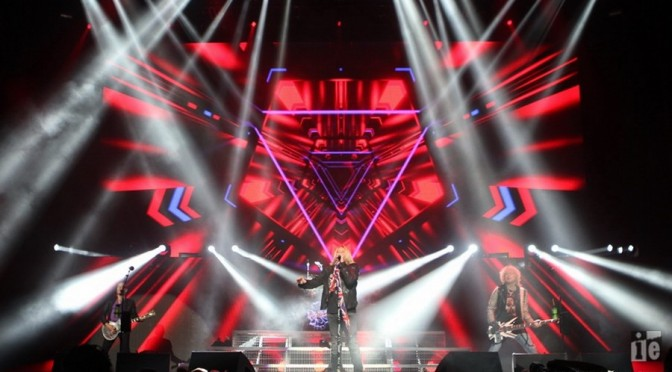 Live Review : Def Leppard + Live + Electric Mary at Rod Laver Arena, Melbourne – November 18, 2015