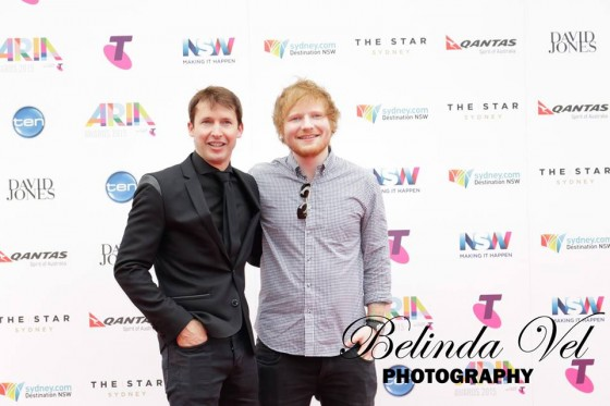 The ARIA Awards 2015 - Red Carpet