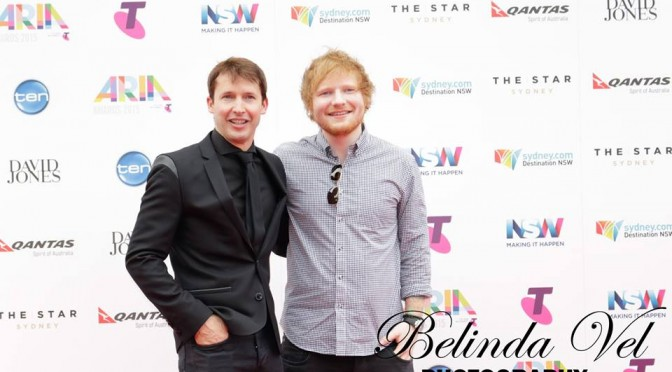 Photo Gallery : The ARIA Awards 2015 Connected By Telstra – Red Carpet Presented By David Jones