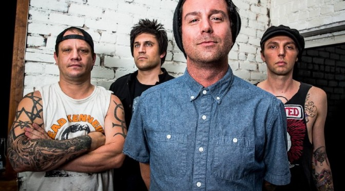 Double Pass Giveaway – Unwritten Law – 'Love Is The Law' Australian Tour 2015