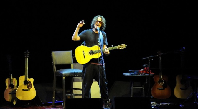Live Review : Chris Cornell Acoustic Show at QPAC, Brisbane – November 30, 2015