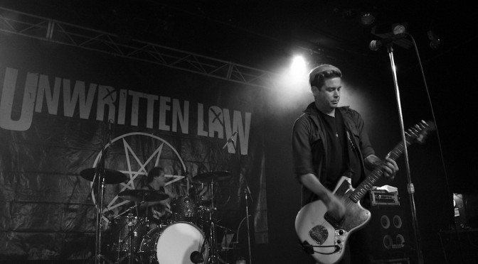 Live Review : Unwritten Law + Grenadiers + Mixtape For The Drive at The Metro Theatre, Sydney – December 11, 2015