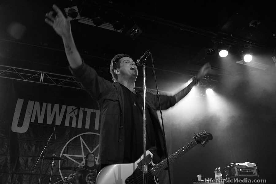 Unwritten Law at The Metro, Sydney