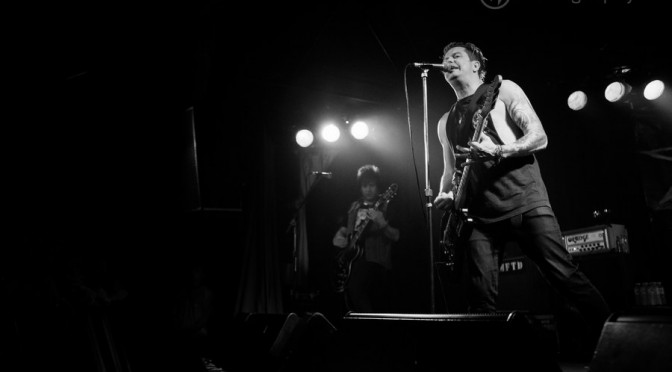 Photo Gallery : Unwritten Law at Corner Hotel, Melbourne – December 6, 2015